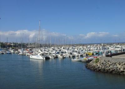 Le port plaisance de St-Pierre